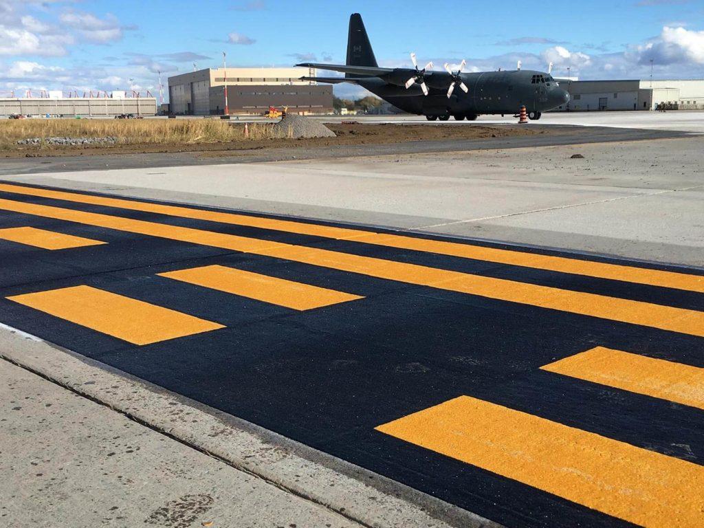 trenton airport ytn runway nova scotia airmark 3