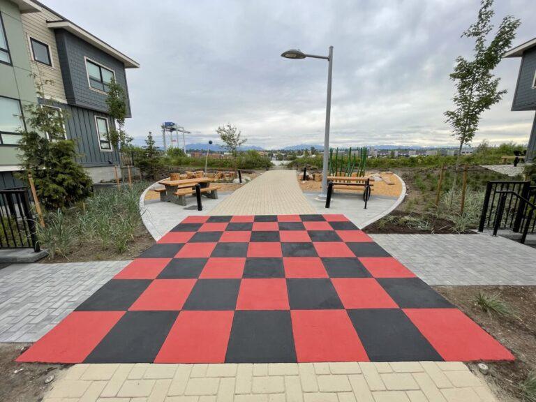 StreetBond asamped asphalt Crosswalk Richmond River Road